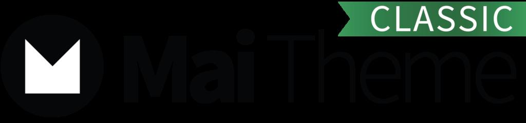 Mai Theme Classic Logo