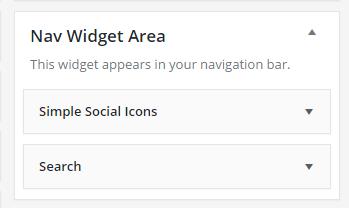Pretty Creative Nav. Widget
