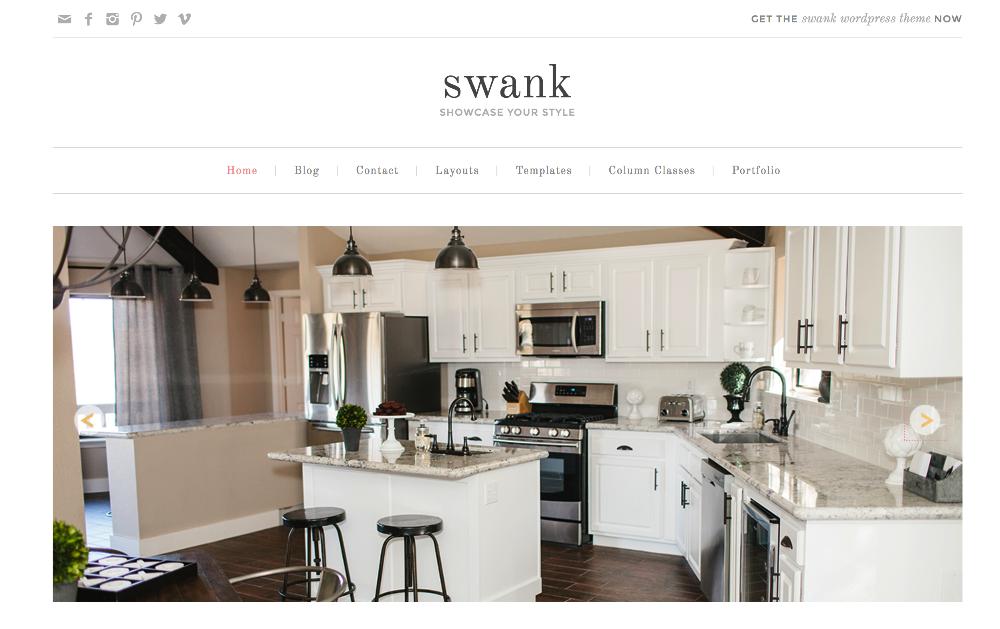 Swank Theme Slider Settings 1