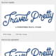 Travel Pretty: Header